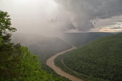 Grandview of a Storm