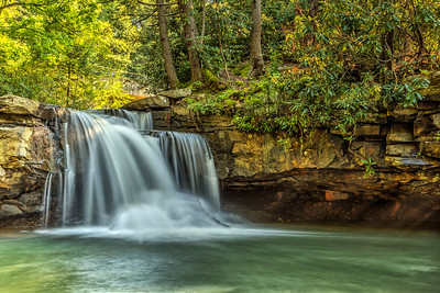 Hominy Falls