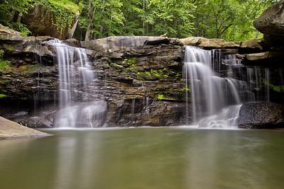 Mill Creek Dueling Drops
