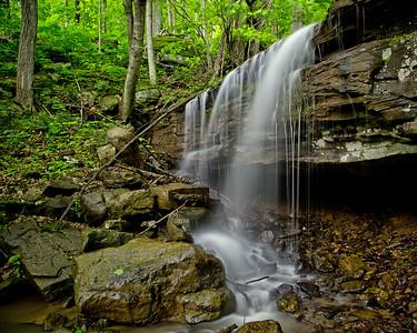 Claypool Waterfall