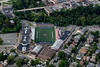 Aerial of MHS football field