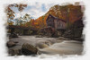 "Fall picture of Grist Mill from across Glade Creek...............................to purchase - <a href=""http://bit.ly/10JkuRJ"">http://bit.ly/10JkuRJ</a>"