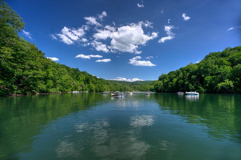 Cheat lake summer time