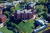 Aerial of Woodburn Hall