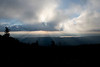 Big sky in the morning in the mountains 13