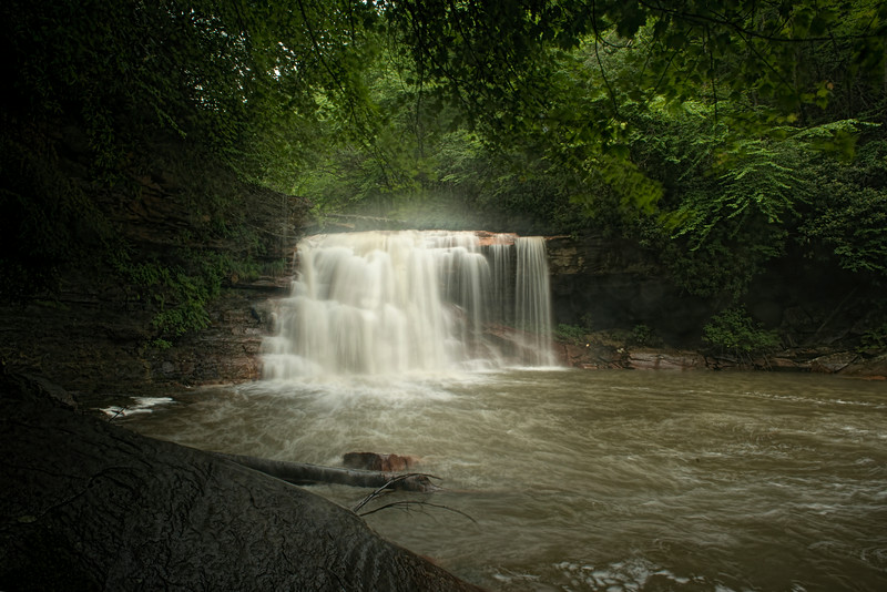 """Kennedy Falls on North Fork River near Thomas, WV......................................to purchase - <a href=""""http://bit.ly/1tjBzLt"""">http://bit.ly/1tjBzLt</a>"""