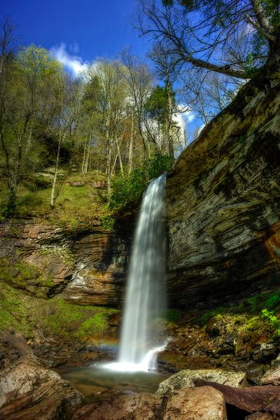Second highest falls in West Virginia