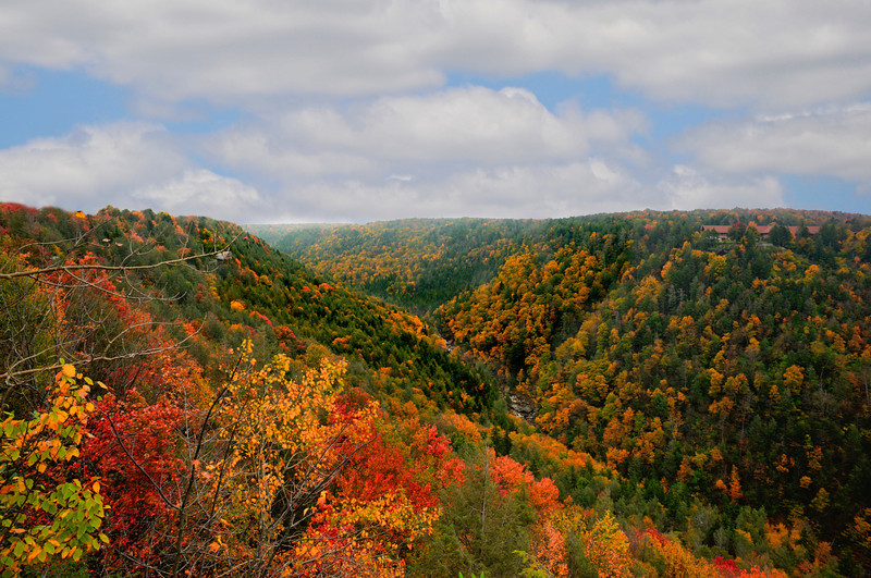"""Looking upriver at Blackwater River Gorge in fall from Pendleton Point<br /> <br /> to purchase - <a href=""""http://dan-friend.artistwebsites.com/featured/looking-upriver-at-blackwater-river-gorge-in-fall-from-pendleton-point-dan-friend.html"""">http://dan-friend.artistwebsites.com/featured/looking-upriver-at-blackwater-river-gorge-in-fall-from-pendleton-point-dan-friend.html</a>                                                             .............................................pixel paintography"""