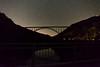 Starry night at the bridge