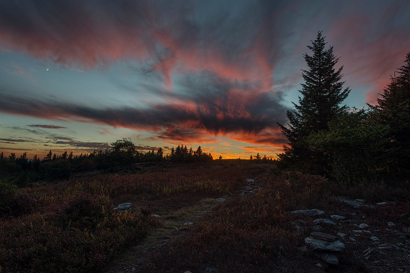 "Sunset on Roaring Plains of Dolly Sods..............................to purchase - <a href=""http://bit.ly/1rFfiua"">http://bit.ly/1rFfiua</a>"