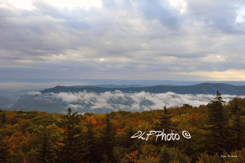 """Dolly Sods With Clouds<br /> <br /> Framed, metal, canvas order at this website - <a href=""""http://fineartamerica.com/featured/dolly-sods-with-clouds-dan-friend.html"""">http://fineartamerica.com/featured/dolly-sods-with-clouds-dan-friend.html</a>                                                             .............................................pixel paintography"""