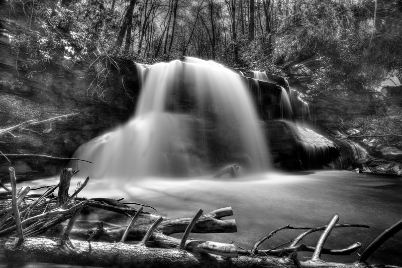 "Upper Falls at Holly River State Park.............................to purchase - <a href=""http://bit.ly/1s0e3Go"">http://bit.ly/1s0e3Go</a>"