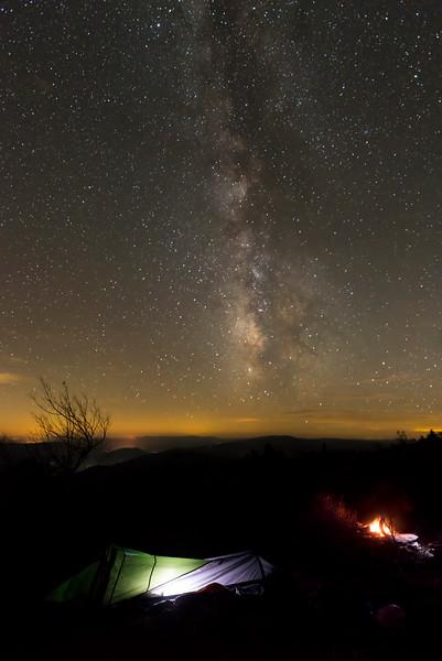 """Milky Way over the campsite.............................to purchase - <a href=""""http://bit.ly/1oJ4vJx"""">http://bit.ly/1oJ4vJx</a>"""