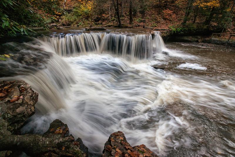 Mash Fork Falls 1