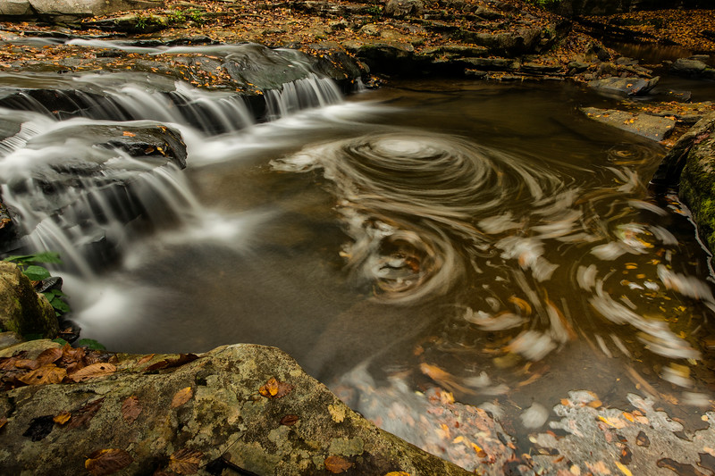Quad Swirl on Mill Creek