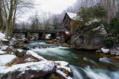 Glades Creek Grist Mill