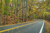 Fall foliage along Scenic Highway 598, a highway that crosses over East River Mountain, in Bluefield, WV on Wednesday, October 23, 2013. Copyright 2013 Jason Barnette