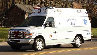 """""""Ambulance 15-152"""""""