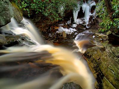 Elakala Falls #1 - 2