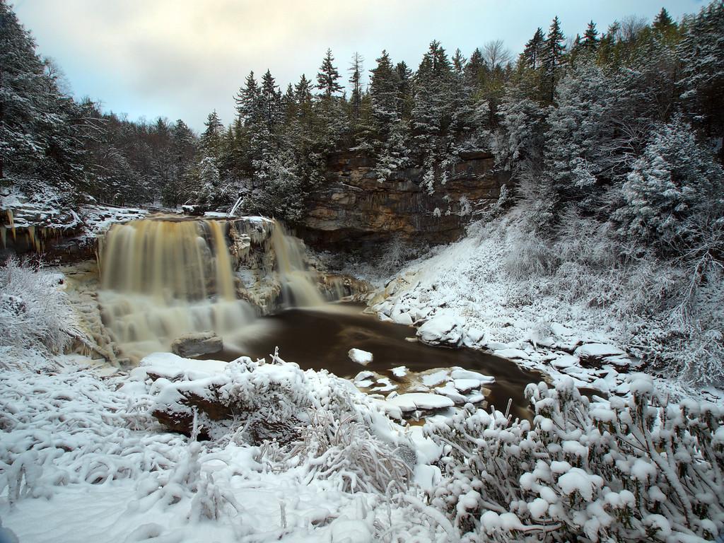 Blackwater Falls - 1