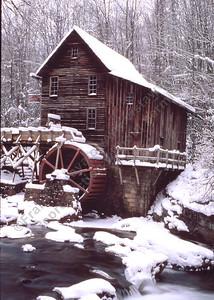 06-22-15D Glade Creek Grist Mill
