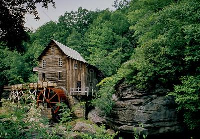 04-24-08D glade creek grist mill