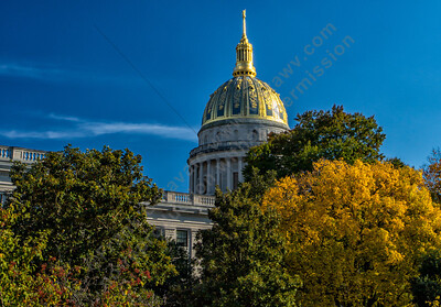 Autumn at the Capital