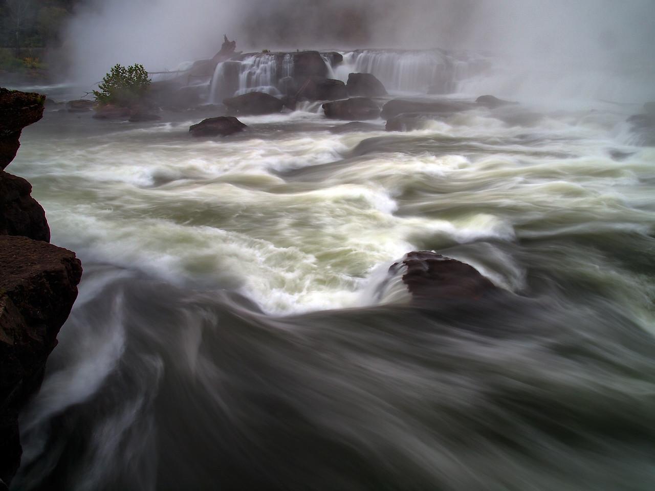 Sandstone Falls - 2