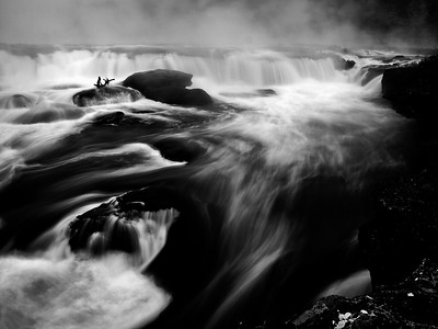 Sandstone Falls - Hydrocarbon River