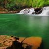 Lower Falls On Glade Creek #2