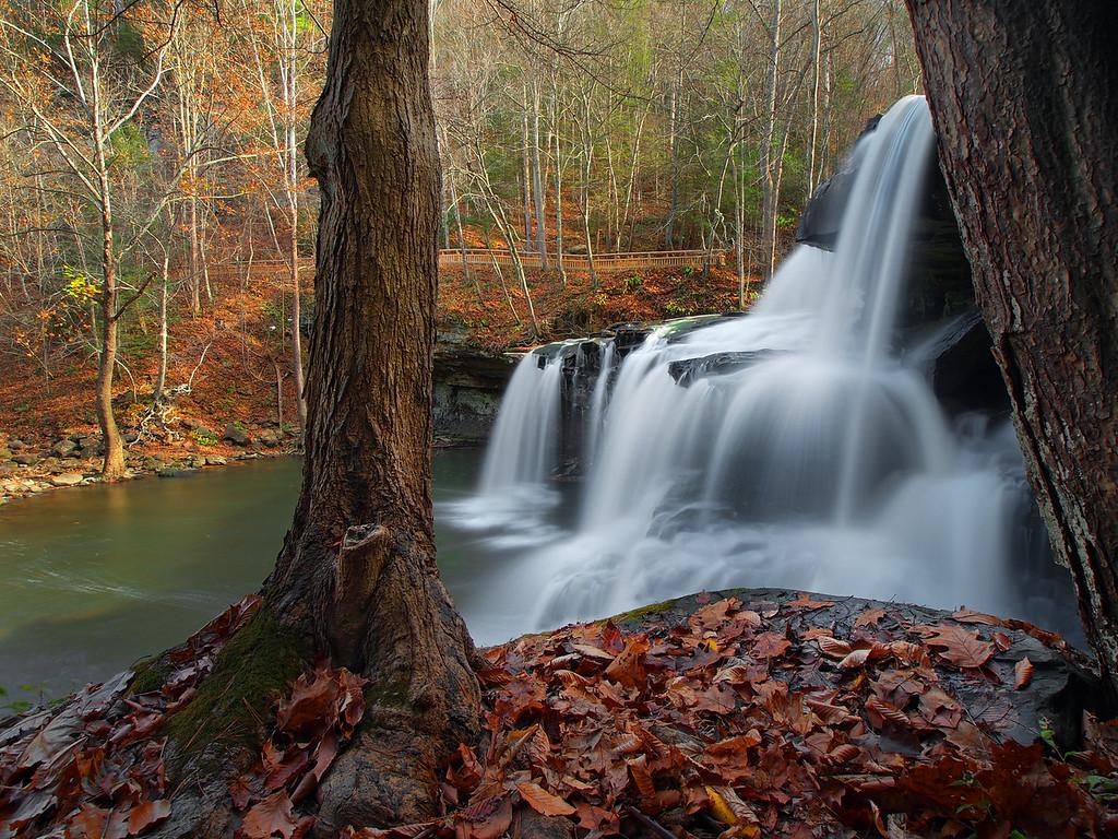 Brush Creek Falls - 1