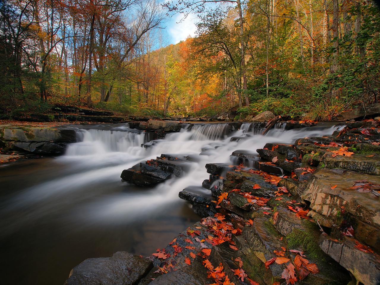 Dunloup Creek - Little Brother