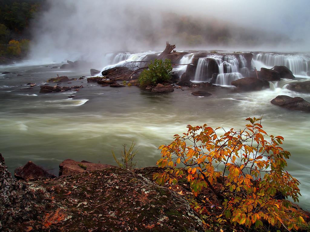 Sandstone Falls - 7