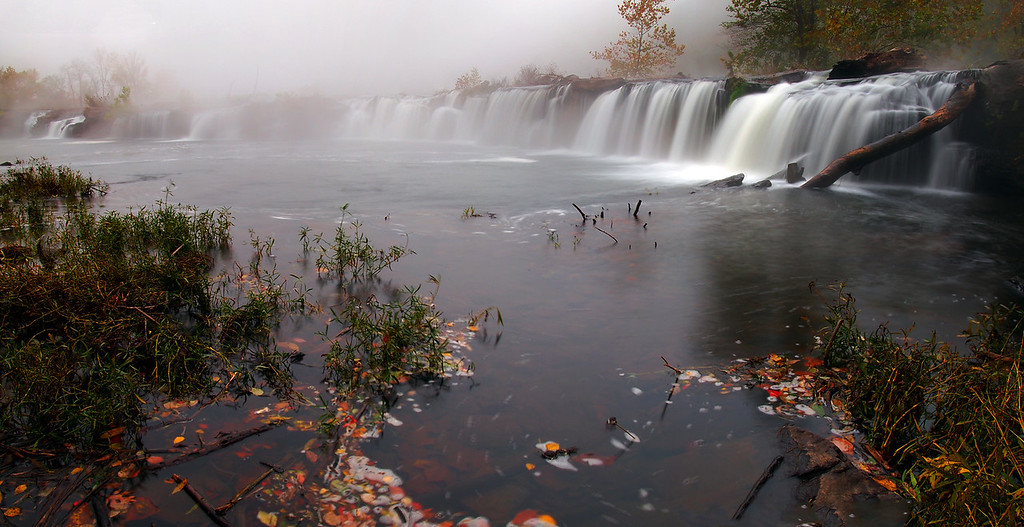 Sandstone Falls - 4