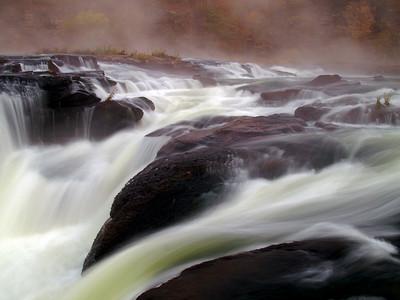 Sandstone Falls - 5