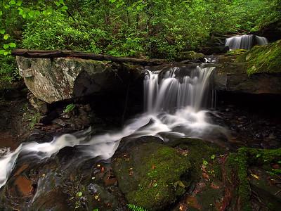 Meadow Fork 1st & 2nd Falls