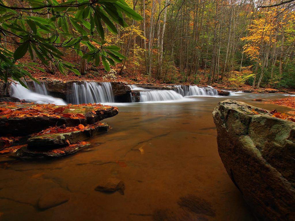 Campbell Falls - Upper Falls - 1