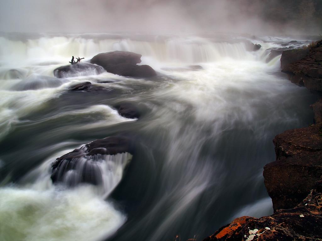 Sandstone Falls - 1