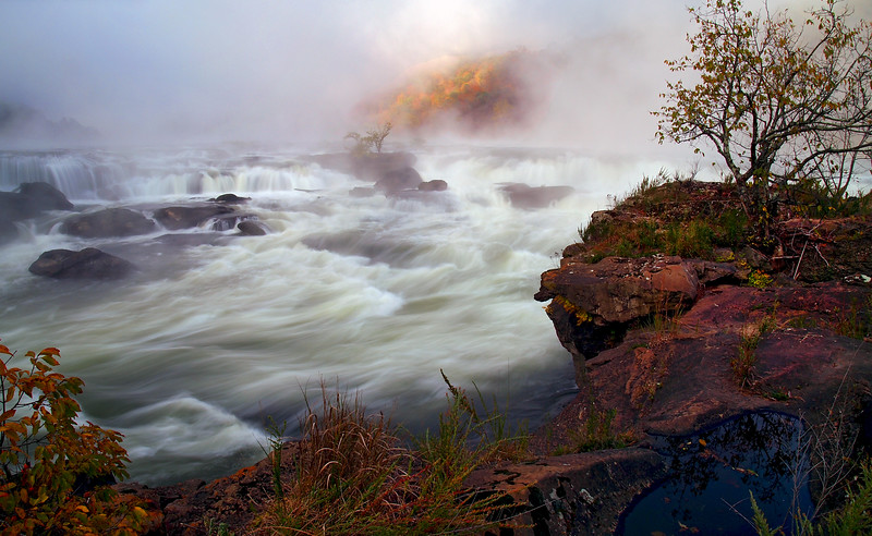 Sandstone Falls - 8