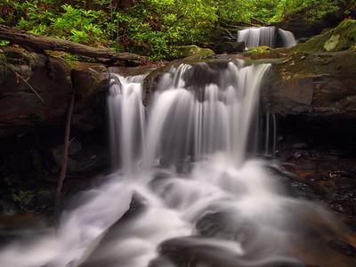 Meadow Fork 1st & 2nd Falls - 2