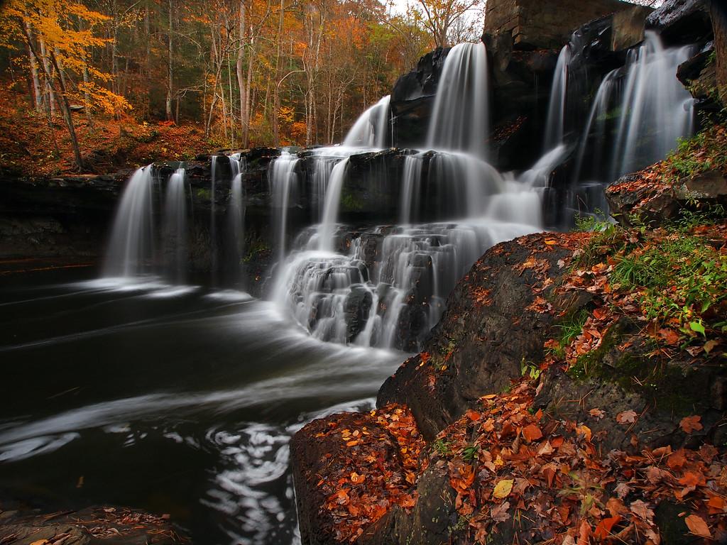 Brush Creek Falls - 3
