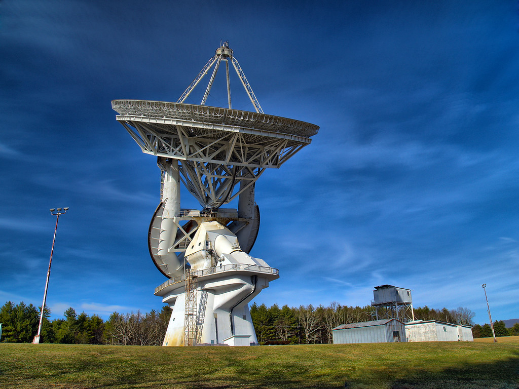 Green Bank Observatory - 3