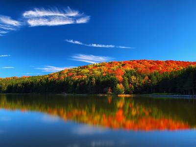 Spruce Knob Lake - 1