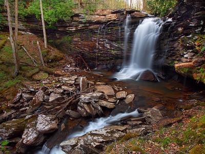 Middle Falls - Hills Creek - 1