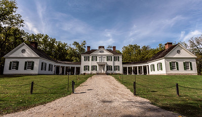 Blennerhassett Island Mansion