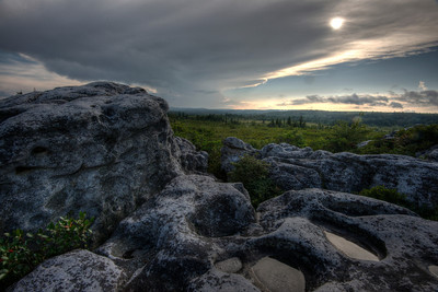 Dolly Sods at Sunset
