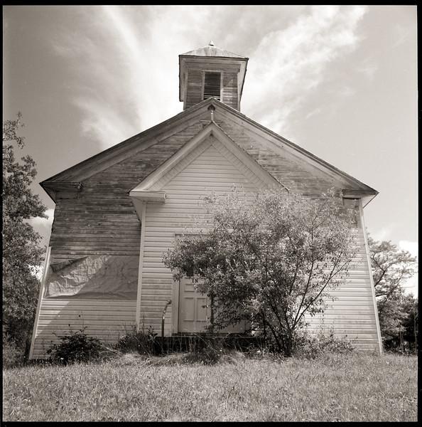 Woods-Poage Chapel