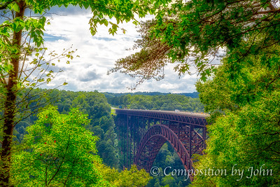 New River Gorge National River WV