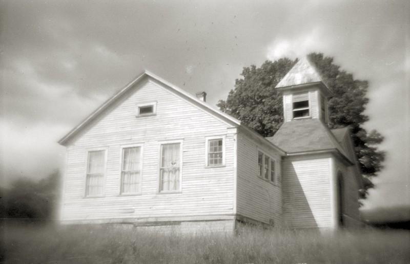 Indian Draft Schoolhouse