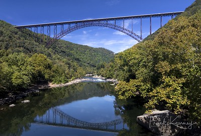 New RiverGorge bridge in West Virginia